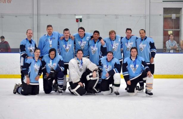 GG 2014 LA Blades silver medal winner